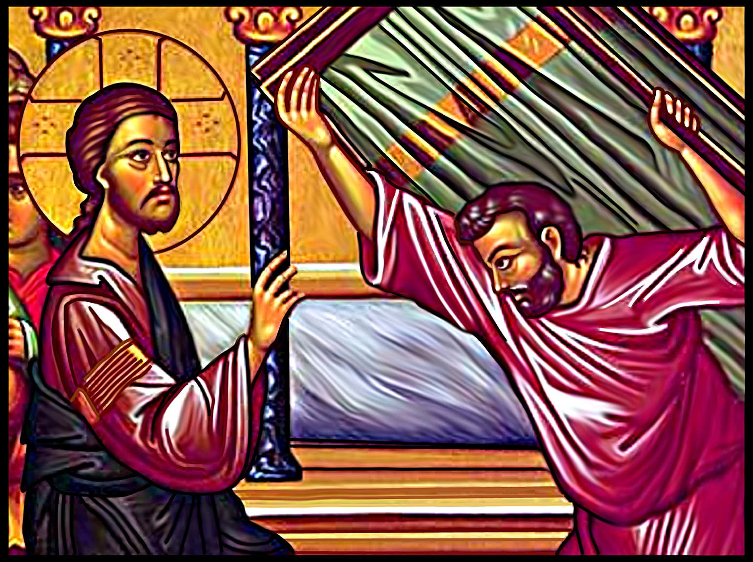 Jesus The Paralytic And Blasphemy Marks Implicit Divine Christology